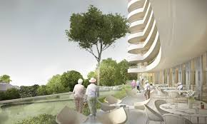 retirement home design revolution