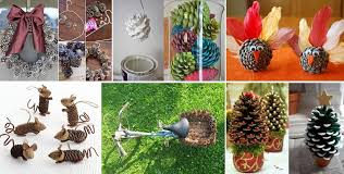 Pine Cone Home Decor 10 Creative Things To Do With Pine Cones Home Design Garden