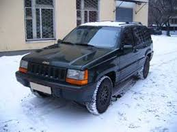 jeep grand 1995 limited 1995 jeep grand limited pictures 5 0l gasoline