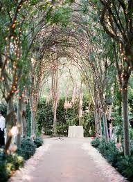 Fall Wedding Aisle Decorations - 12 spring botanical garden wedding aisles with light u2013 cheap