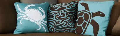 Organic Cotton Eco Art Throw Pillows At WabisabiGreen Intended