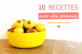 cuisiner des pommes 10 recettes vegan et sans gluten avec des pommes sour