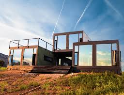 Shipping Container Homes  Ideas For Life Inside The Box - Sea container home designs