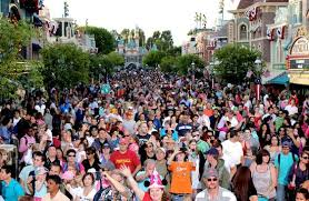 a trip to disney world what are the best days during