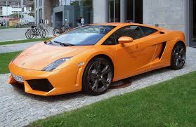 Lamborghini Gallardo Gold - file orange lamborghini gallardo lp560 fl jpg wikimedia commons