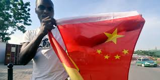 Flags Of African Countries China Helps Africa To Develop Huffpost
