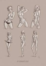 Anatomy Of Human Body Sketches 576 Best Body Positions Art Reference Images On Pinterest