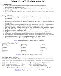 Verbs For A Resume