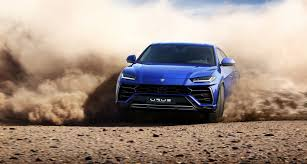 fastest lamborghini bow down to the lamborghini urus the fastest suv in the world