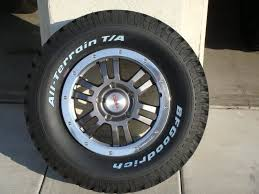 toyota wheel size official tundra wheel and tire setups pics and info toyota