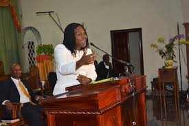 cjc employs its first female pastor central jamaica conference