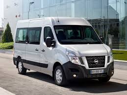 nissan urvan 2013 interior nissan nv400 combi available in two versions with 6 to 9 seats