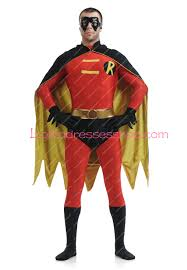cheap robin hood lycra red stage show spandex cosplay costumes