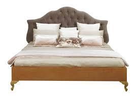 Grey Tufted Headboard King Deco Grey Fabric Tufted Headboard Bed