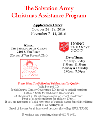 help with christmas the salvation army christmas assistance program the salvation army