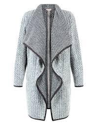 kosmo blanket coat blue monsoon sewing inspiration