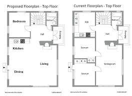 upstairs floor plans floorplan our renovation