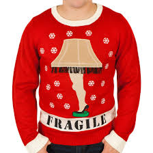ugly christmas sweaters only movie lovers will understand food
