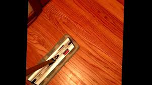 Laminate Floor Shine Restorer Bring Back The Natural Shine On Your Hardwood Youtube