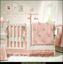 Ballerina Crib Bedding Pink And Taupe Damask Baby Crib Bedding Superb Ballerina Crib Set