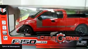 ford f150 gears ford f150 fx4 gear g maxx unboxing tybo s rc motorsports