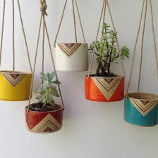 plant stand hanging plant holders best diy planter ideas on