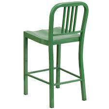 indoor outdoor counter height stool flash furnitur flash furniture 24 high green metal indoor outdoor counter height