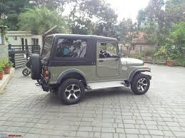 modified open thar call of the wild mahindra thar crde page 6 team bhp