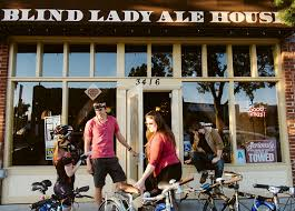 The Blind Lady Ale House Bike San Diego Bicycling
