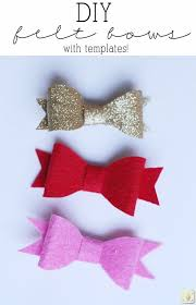 diy baby hair bows diy felt hair bows www charmingincharlotte hair
