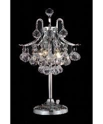 Black Chandelier Lamps Lighting Spectacular Mini Chandelier Table Lamp For Modern Living