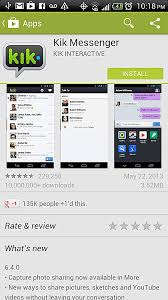 download kik on android phones