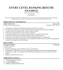 banking resume exles resume for personal banker