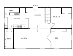 floor plans for home remodeling home plan