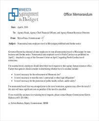 Business Letter Memorandum Example 8 Formal Memo Free Sample Example Format Download