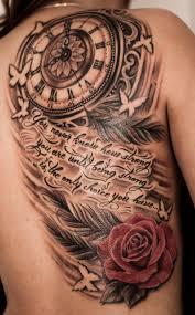 tattoo on pinterest clock tattoos google search and u2026 pinteres u2026