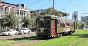 New Orleans Street Car Map by Nola Running Route For Visitors Map Included U2014 The Sweat Social