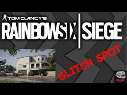 housse siege auto castle rainbow six siege house glitch spot tilted cabinet spot