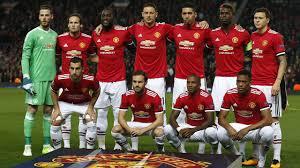 Manchester United Manchester United Squad 2017 2018