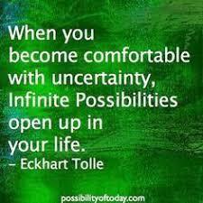 Comfortable With Uncertainty Uncertainty U2013 The Avis Viswanathan Blog