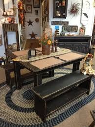 Primitive Dining Room Tables 719 Best Country Primitive Decor Images On Pinterest Country
