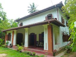 colonial house in tranquil area south sri lanka property