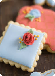 The Decorated Cookie Company How To Make Royal Icing Toothpick Roses Decorated Cookies