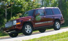 acura jeep 2009 2009 jeep commander limited road test u2013 review u2013 car and driver