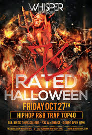 whisper nyc x rated halloween b b kings 21 tickets fri oct