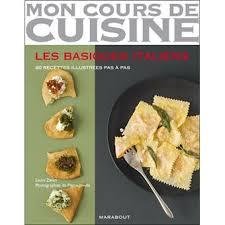 fnac livre de cuisine les basiques italiens broché zavan javelle achat