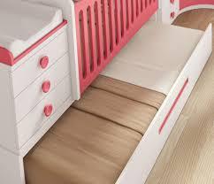 chambre jumeaux bébé chambre bébé fille avec un lit jumeaux évolutif glicerio so nuit