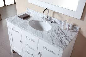 Bathroom Sink On Top Of Vanity White Bathroom Sink Leandrocortese Info