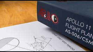 buy this reissue of nasa u0027s original apollo 11 flight plan the drive