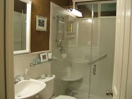 use faux painting to update a small white bathroom